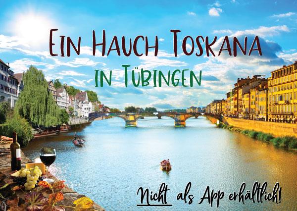 Weinseminar Tübingen Ein Hauch Toskana